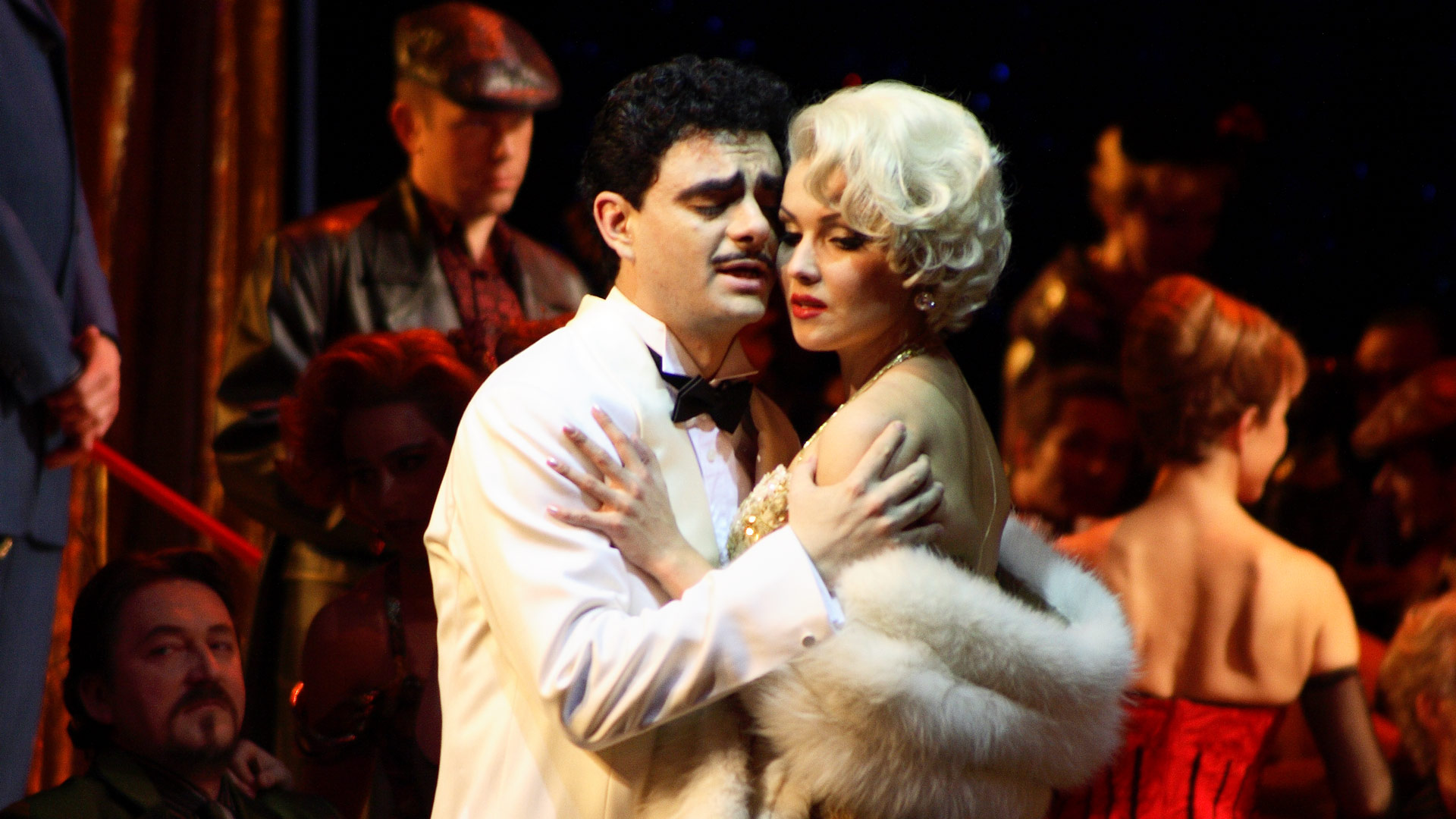 Netrebko und Villazon in Manon